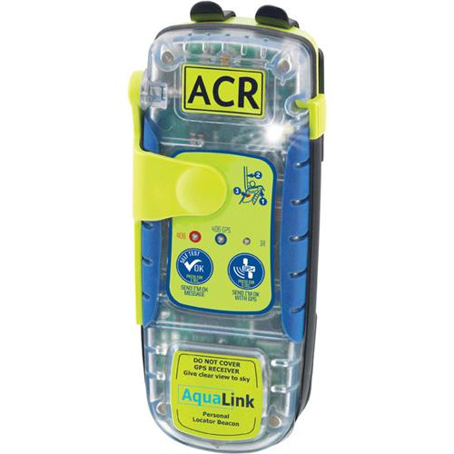 photo: ACR AquaLink PLB locator beacon