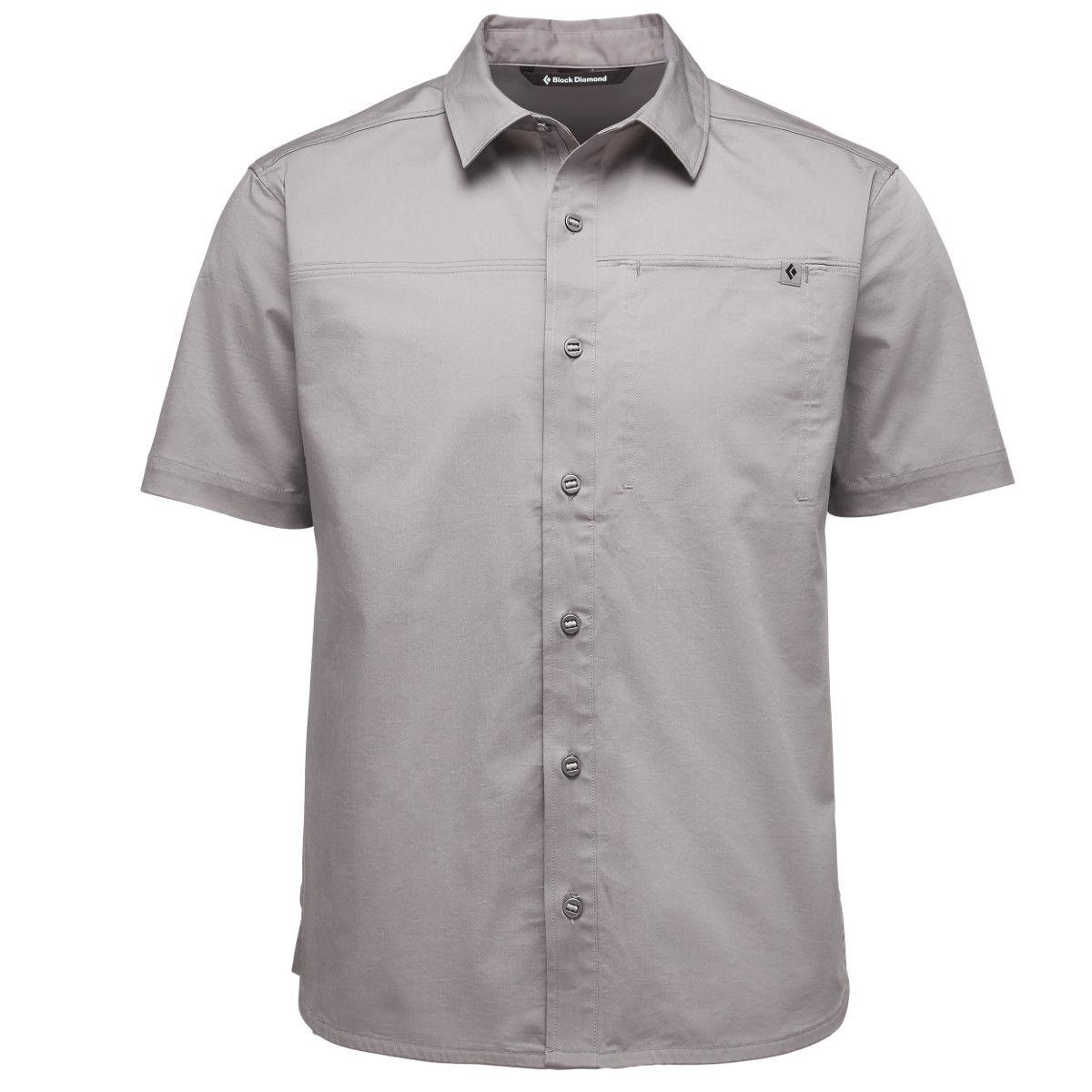 photo: Black Diamond Stretch Operator Shirt short sleeve performance top
