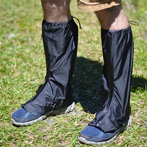 photo: Zpacks Challenger Rain Gaiters gaiter