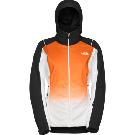 photo: The North Face Geneve Jacket snowsport jacket