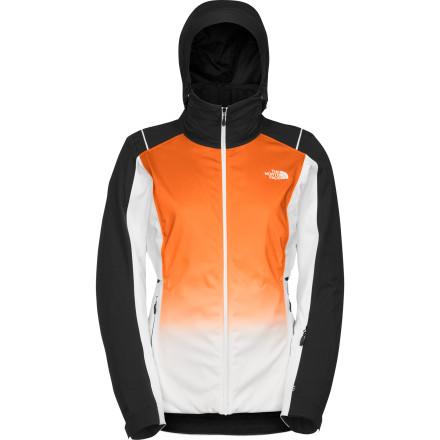 photo: The North Face Geneve Jacket snowsport jacket
