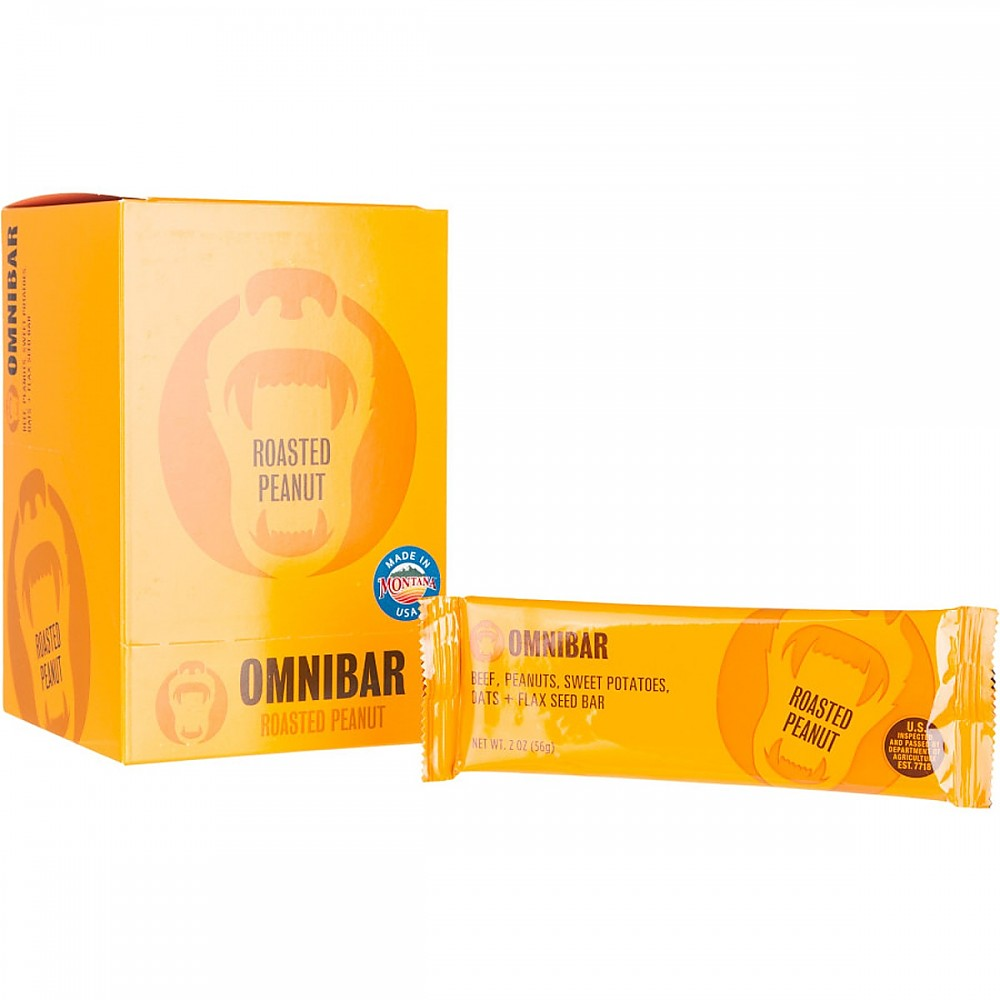 photo: Omnibar Energy Bar nutrition bar