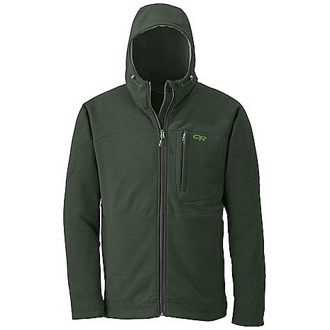photo: Outdoor Research Spark Hoody fleece jacket