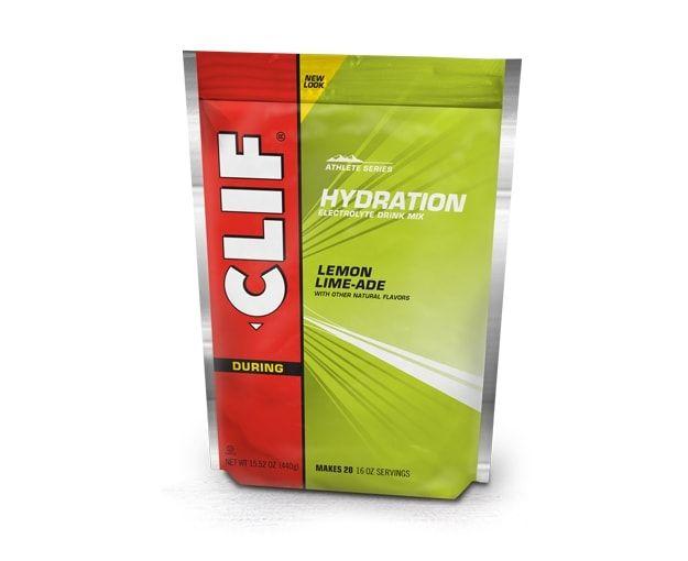 photo: Clif Shot Lemonade Electrolyte Drink drink
