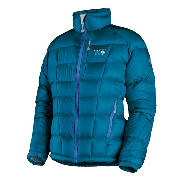 photo: Mountain Hardwear Women's Phantom Jacket down insulated jacket