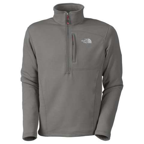 photo: The North Face Omen Power Stretch 1/4 Zip fleece top