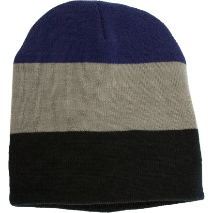 photo: Electric Vinyl Beanie winter hat