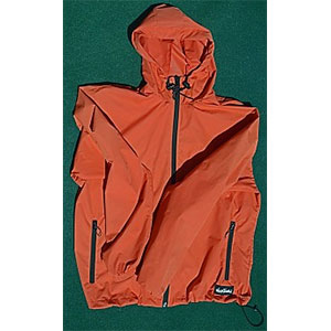 Wild Things Epic Hooded Windshirt