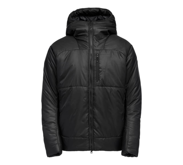 photo: Black Diamond Men's Stance Belay Parka synthetic insulated jacket