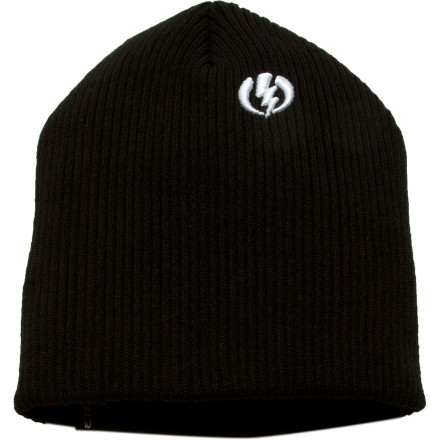 photo: Electric Eaglet Beanie winter hat