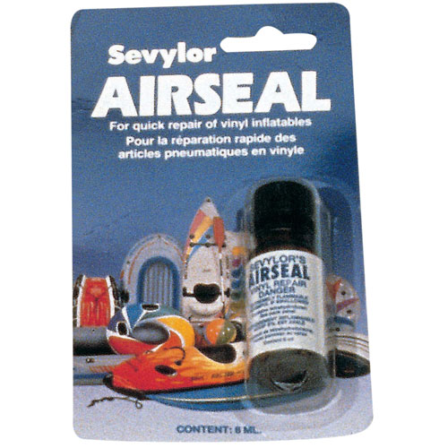 Sevylor AirSeal Vinyl Repair