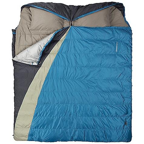 photo: Kelty Supernova 30º 3-in-1 3-season synthetic sleeping bag
