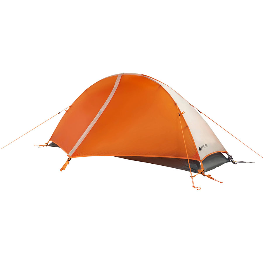 Ozark Trail Backpacking Tent with Vestibule, Sleeps 1