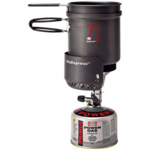 photo: Primus Eta Express compressed fuel canister stove