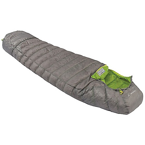 photo: VauDe Ice Peak 150 warm weather down sleeping bag