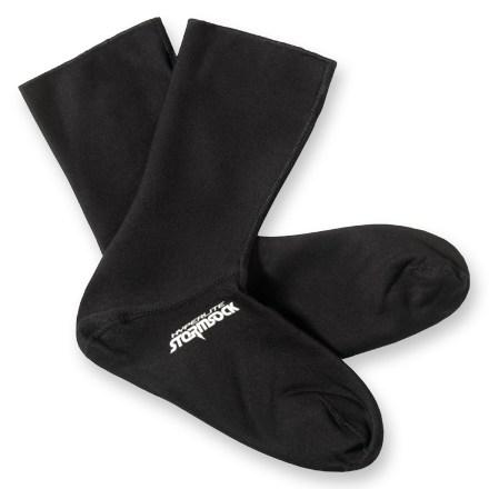photo: Seirus Hyperlite Stormsock waterproof sock