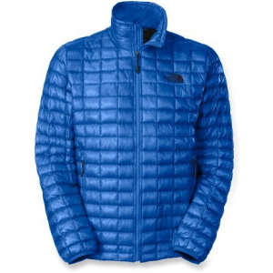 photo: The North Face Men's Thermoball Full Zip Jacket synthetic insulated jacket