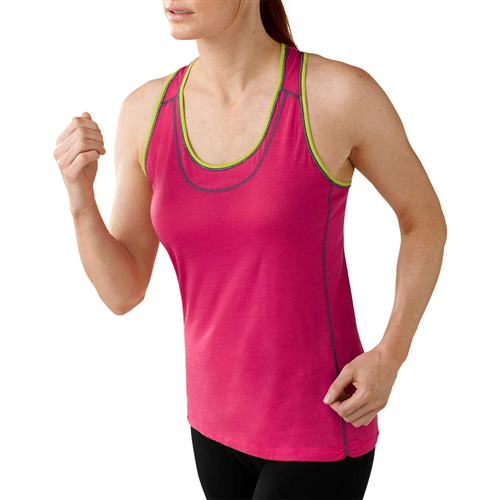 Smartwool PhD Run Sleeveless Top