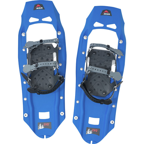 photo: MSR Evo recreational snowshoe