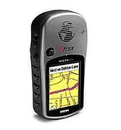 photo: Garmin eTrex Vista Cx handheld gps receiver