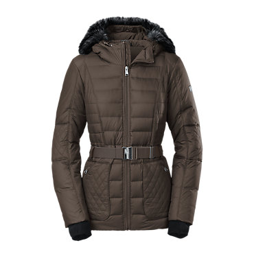 photo: The North Face Parkina Down Jacket down insulated jacket