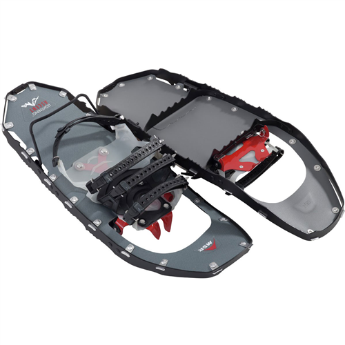 photo: MSR Lightning Ascent backcountry snowshoe