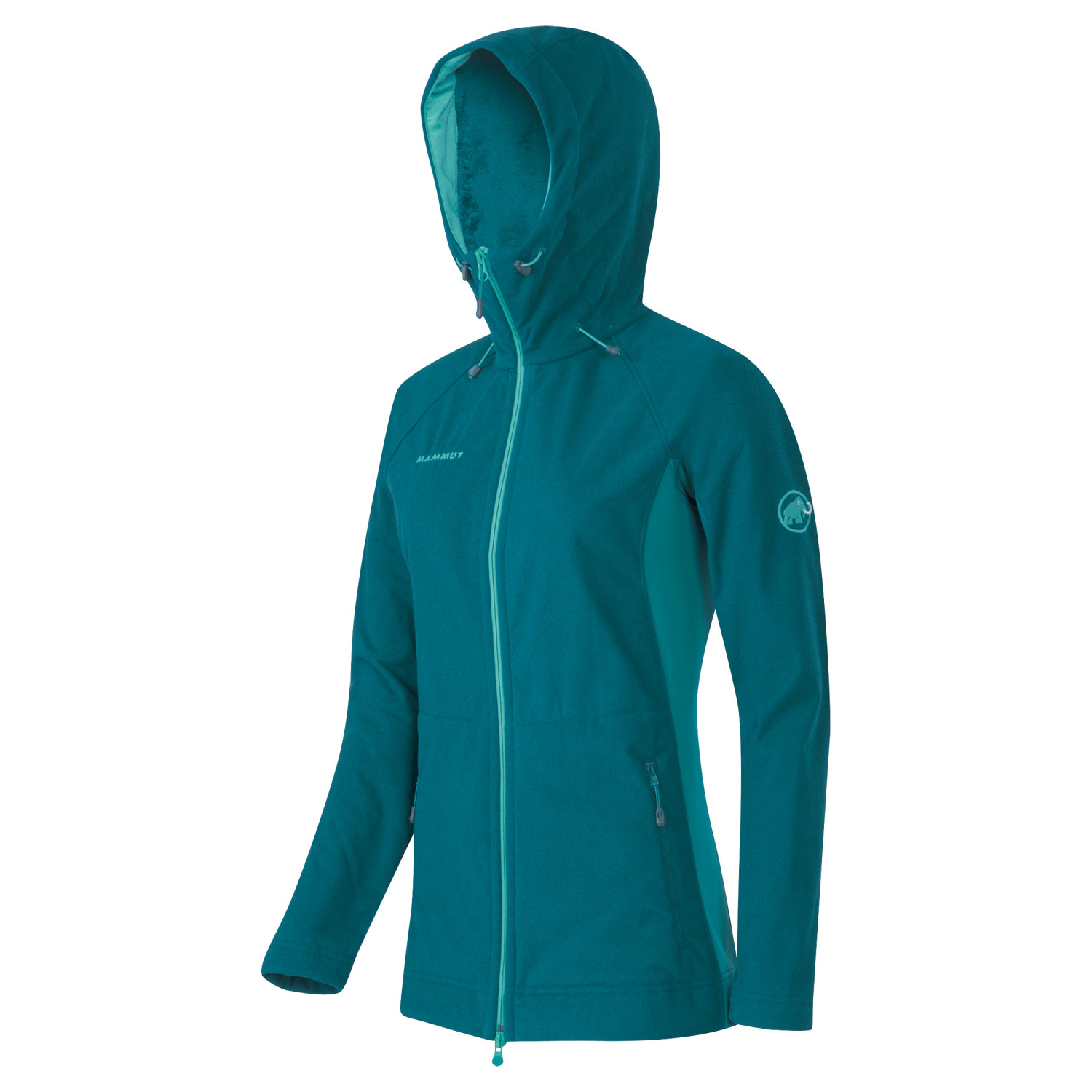Mammut Niva Hooded Midlayer Jacket