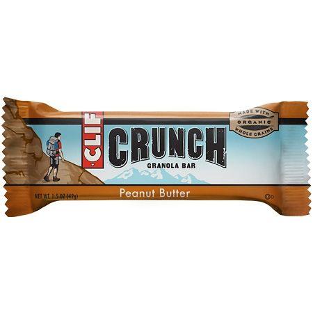 Clif Peanut Butter Crunch Bar
