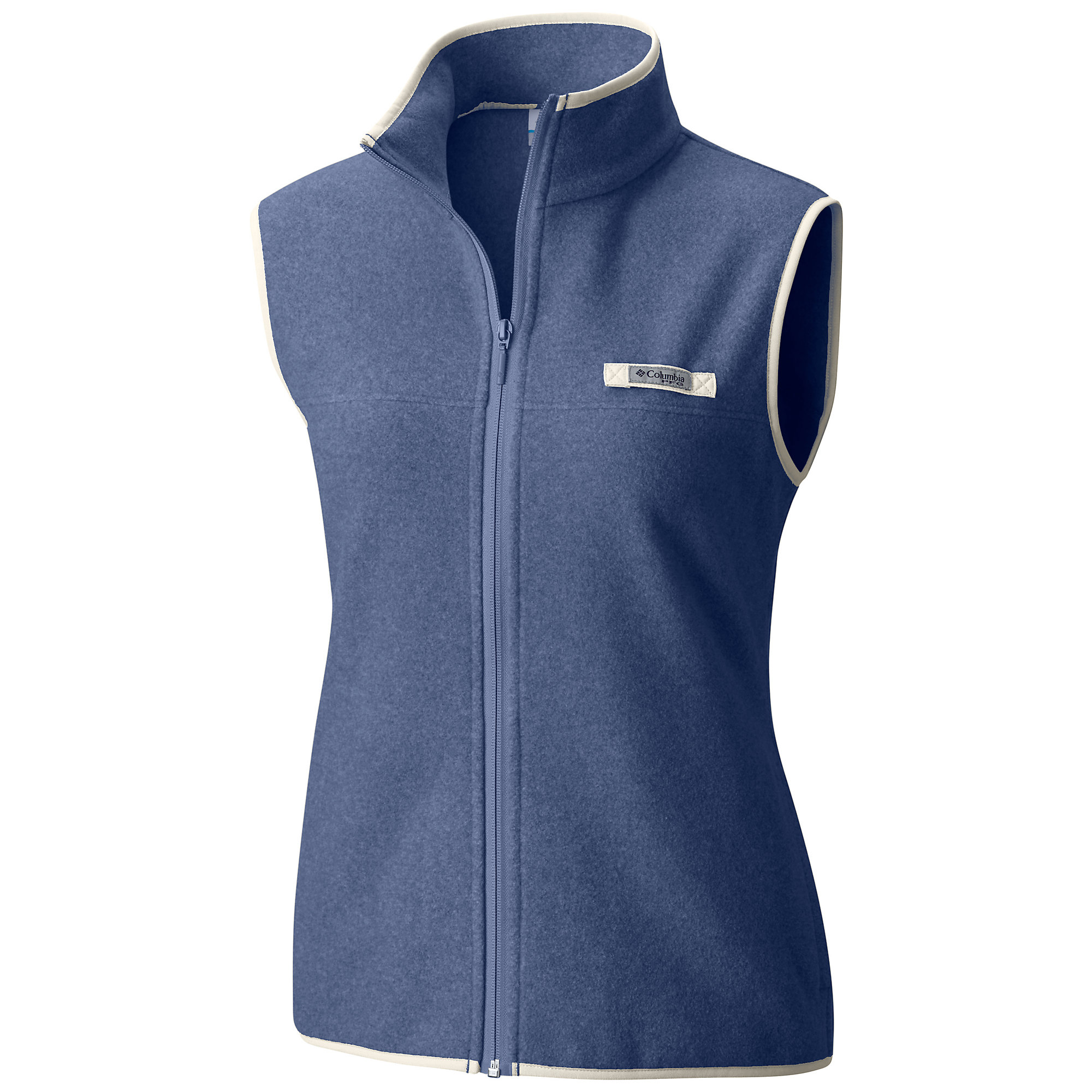 photo: Columbia Women's PFG Harborside Fleece Vest fleece vest
