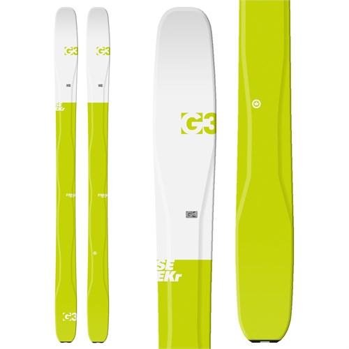 photo: G3 SEEKr 110 alpine touring/telemark ski