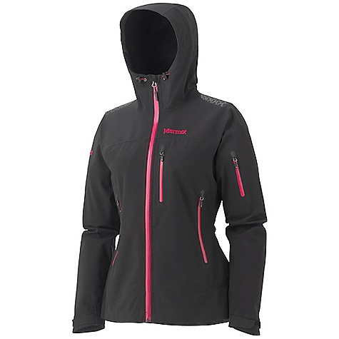 photo: Marmot Women's Zion Jacket soft shell jacket