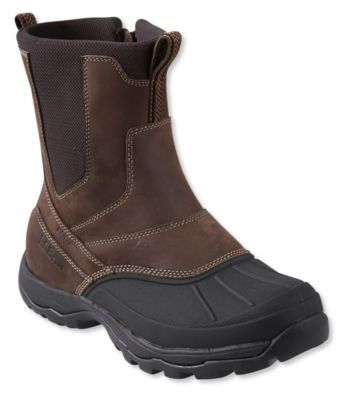 L.L.Bean Storm Chasers, Side-Zip Boot