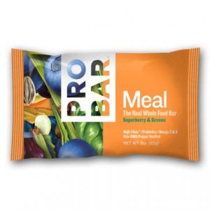 photo: ProBar Superberry & Greens Meal Bar nutrition bar
