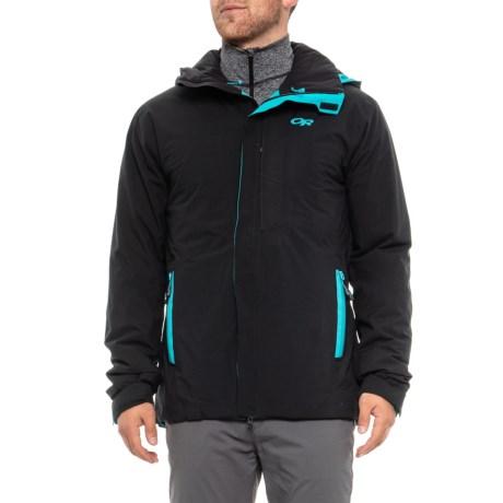 photo: Outdoor Research Men's Offchute Jacket snowsport jacket