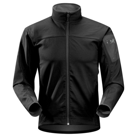 photo: Arc'teryx Epsilon AR Jacket soft shell jacket