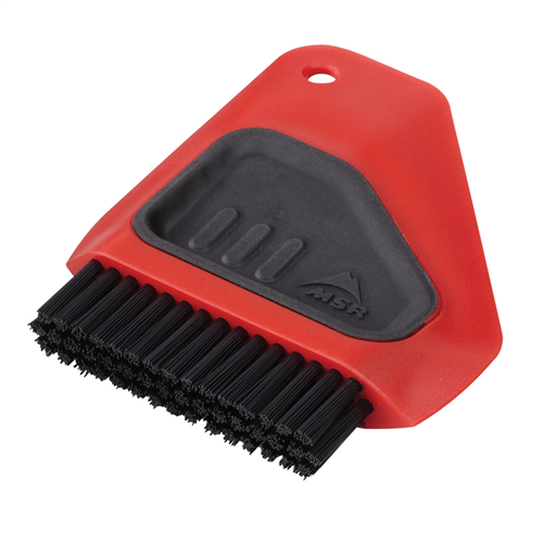 photo: MSR Alpine Dish Brush/Scraper kitchen accessory