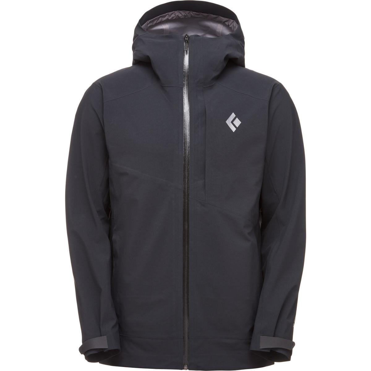 photo: Black Diamond Men's Recon Stretch Ski Shell snowsport jacket