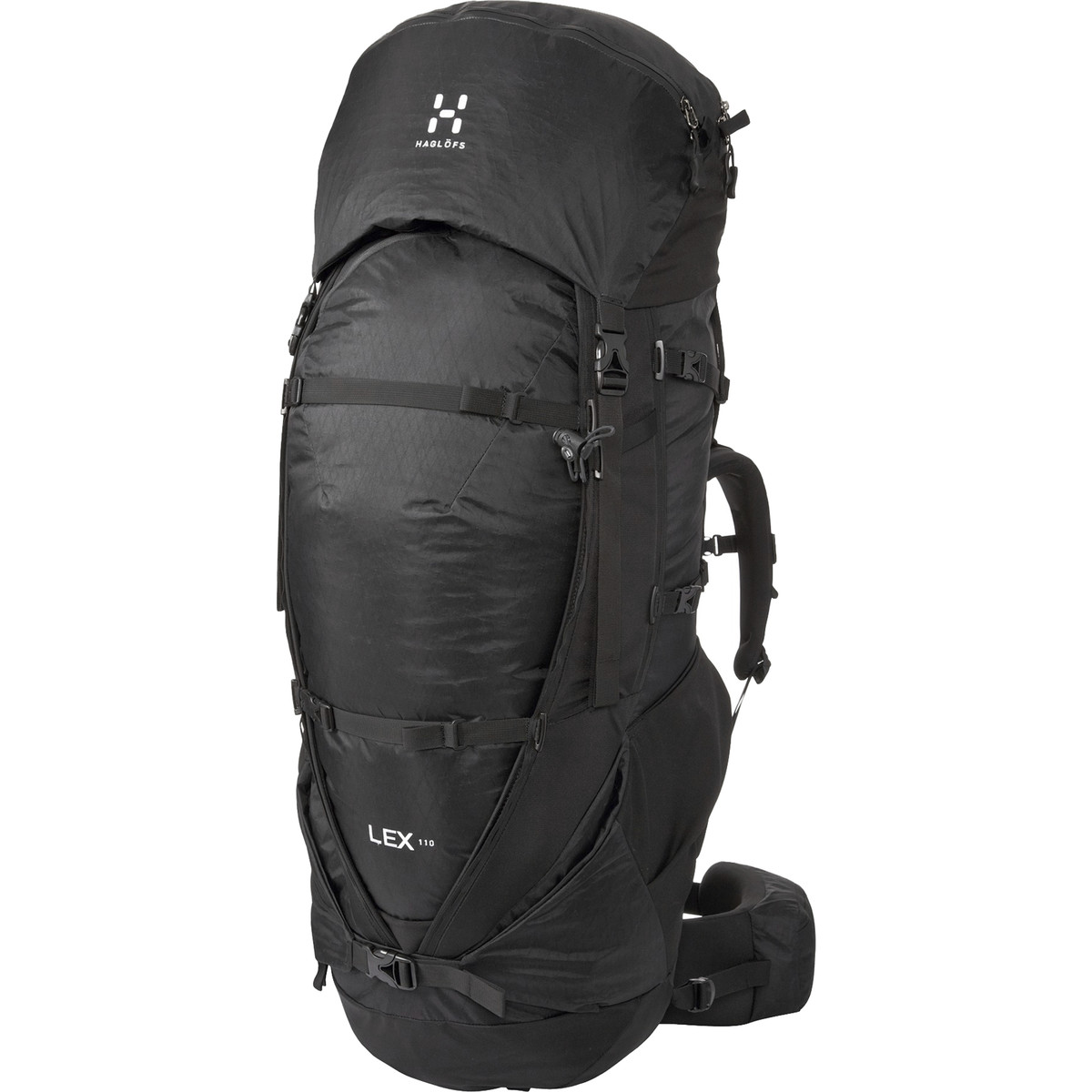 photo: Haglofs Lex 110 expedition pack (70l+)