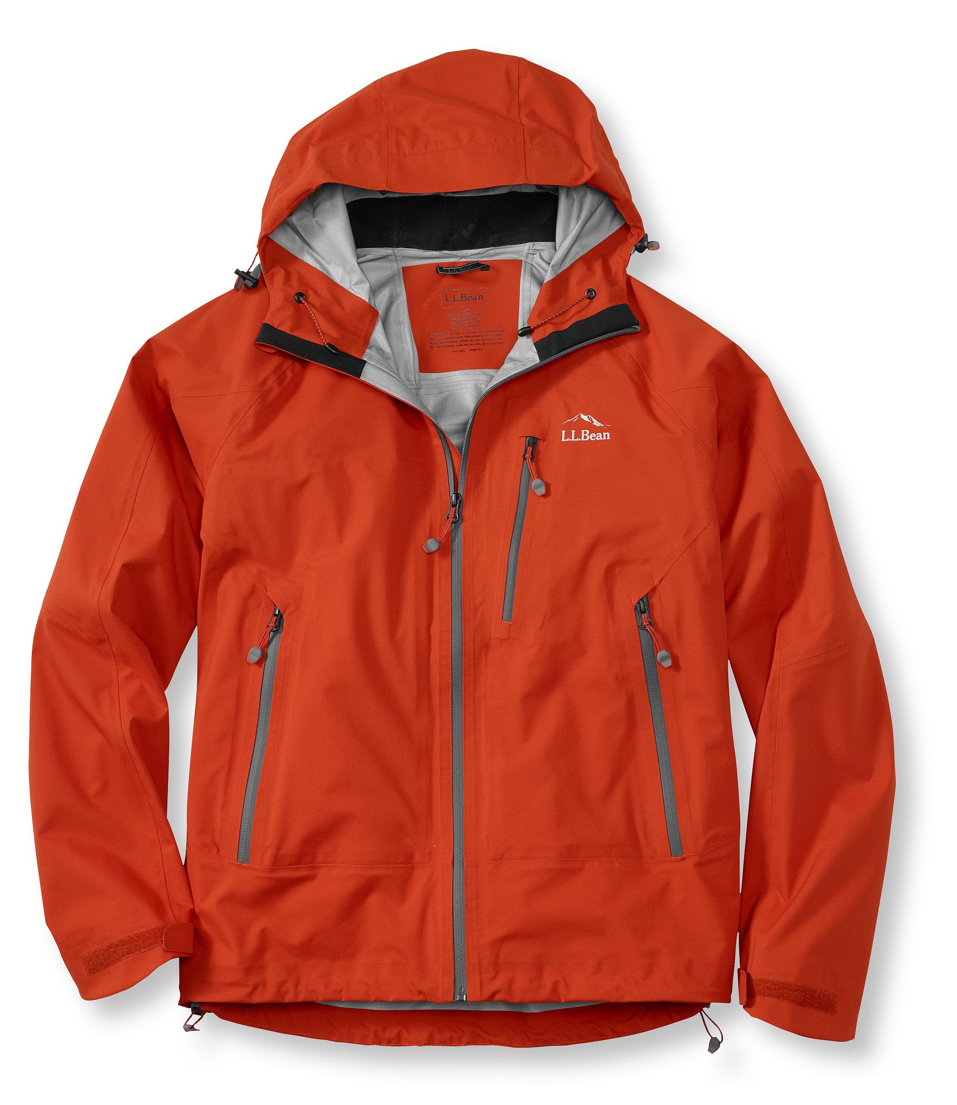 photo: L.L.Bean Pathfinder Waterproof Shell waterproof jacket