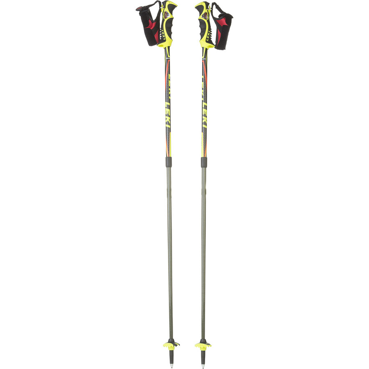 photo of a Leki ski/snowshoe product