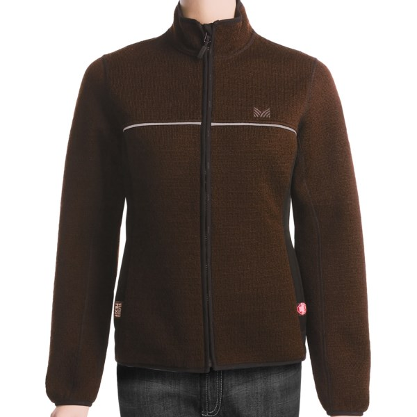 photo: Dale of Norway Kirkerud Jacket soft shell jacket