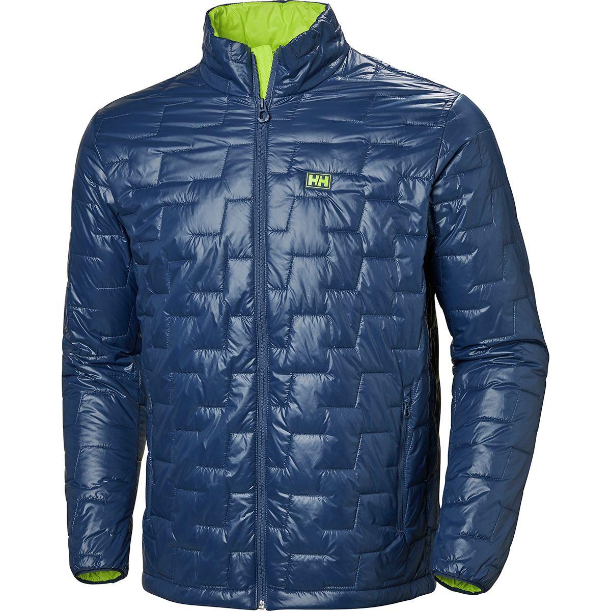 photo: Helly Hansen Lifaloft Insulator Jacket synthetic insulated jacket