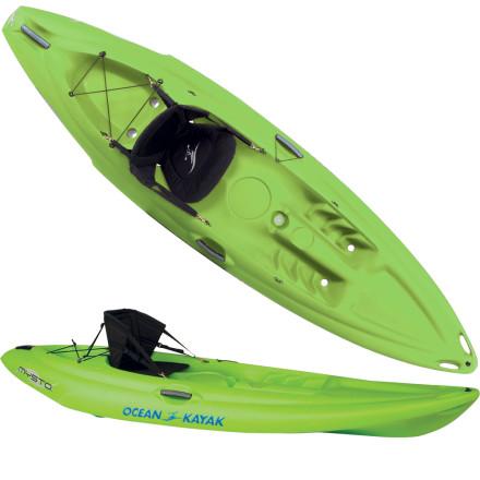 photo: Ocean Kayak Mysto sit-on-top kayak