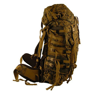 photo: U.S. Military ILBE Pack expedition pack (4,500+ cu in)