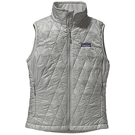 photo: Patagonia Women's Nano Puff Vest synthetic insulated vest