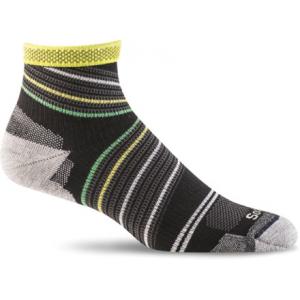 photo: Sockwell Women's Pacer Quarter Socks running sock