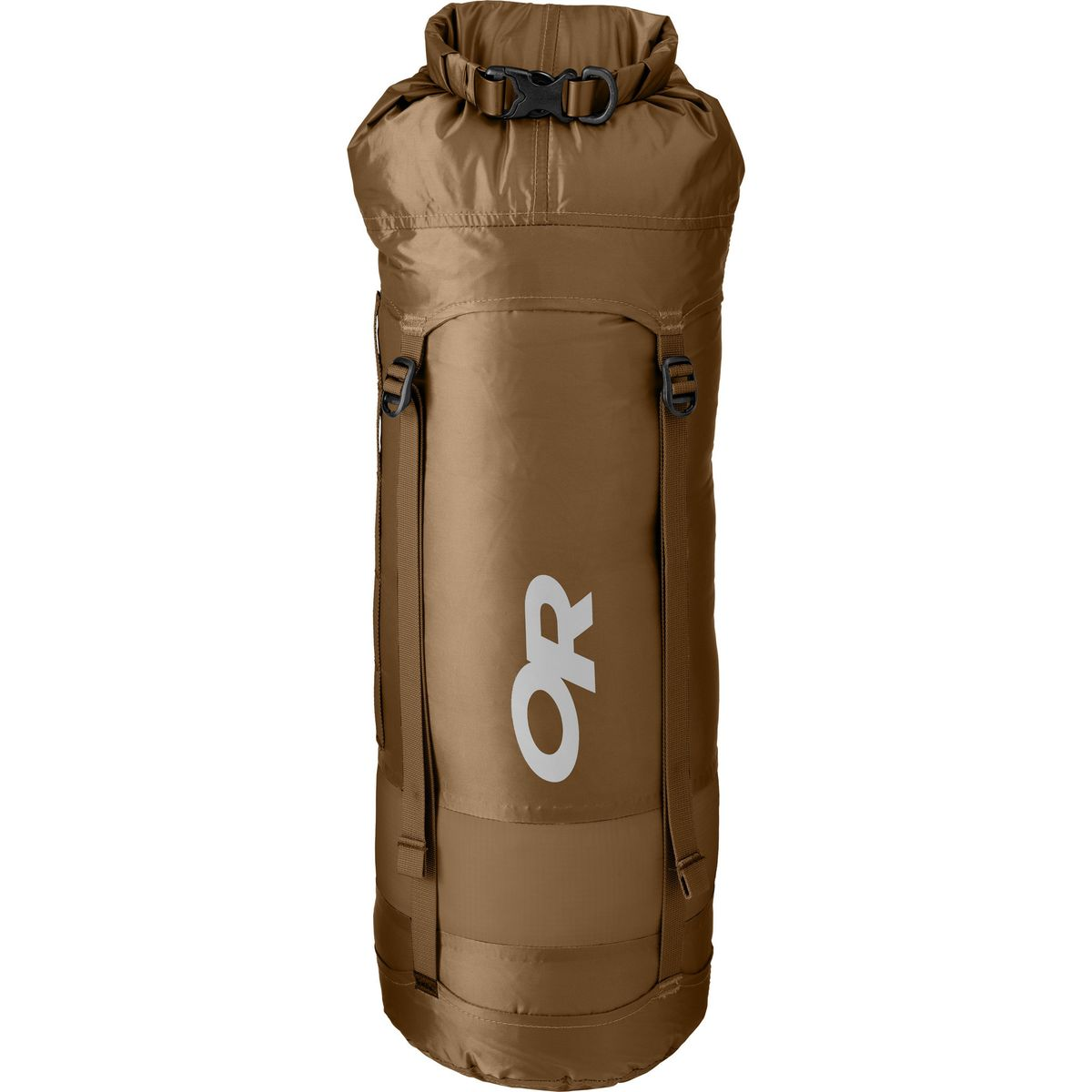 photo: Outdoor Research AirPurge Dry Compression Sack compression sack