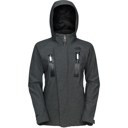 photo: The North Face First Chair Jacket snowsport jacket