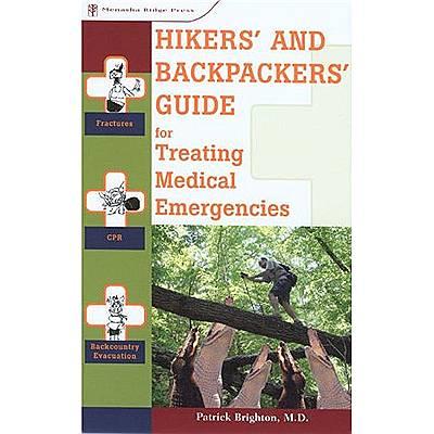 Menasha Ridge Press Hikers' and Backpackers' Guide for Treating Medical Emergencies