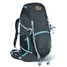 photo: Lowe Alpine Nanon 40:45 overnight pack (2,000 - 2,999 cu in)